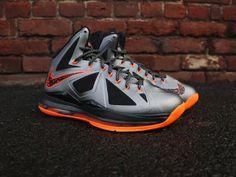Lebron Shoes X