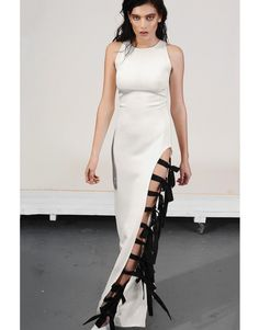 Twirl Long Dress