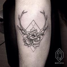 geometric tattoo - Pesquisa Google