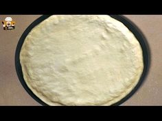 2 INGREDIENT PIZZA DOUGH RECIPE - YouTube