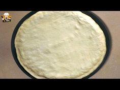 2 INGREDIENT PIZZA DOUGH RECIPE - YouTube