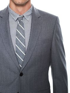 Dotted Stripe Suit by Mr. Brown by Duckie Brown at Gilt