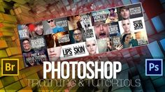 Photoshop Training - Tutorials - FREE - In this course you will find loads of Photoshop Tips & Tricks, Retouching Workflows & Endless Photoshop Techniques. - Free