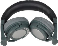 Lightweight Over-Ear Binaural Headphones