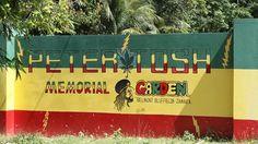 Jamaica Tourist Board: Make The Peter Tosh Memorial Garden A National Historic Landmark