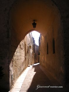 The old capital, Mdina in Malta. Malta Direct will help you plan your getaway - http://www.maltadirect.com