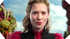 ALICE Through The Looking Glass NEW Trailer (2016 - Disney)