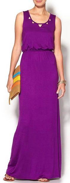pretty cutout maxi dress http://rstyle.me/~2pkO7