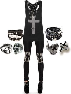 """""""Untitled #587"""" by bvb3666 ❤ liked on Polyvore"""