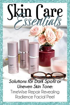Pamper your skin while reducing the appearance of dark spots and uneven skin tone | Skin Care Essentials Part IV: Special Skin Care Concerns – Candace Ross, Mary Kay IBC