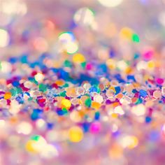 Colorful Glitter  #iPad #Air #Wallpaper
