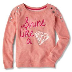 Knit Works Jewel Sweatshirt