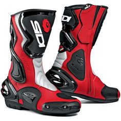 Sidi Cobra Sports Motorcycle Boots at Motorcycle MegaStore