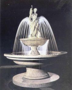 Fontana CROTONE 2° in cemento - Ø cm 190x225H - arredogiardini.it
