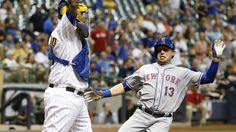 Reynolds, Familia lead Mets late in 2-1 win over Brewers