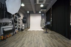 @Jess Pearl Pearl Liu Marshall studio set up. . .getting so excited!
