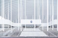 Image 4 of 9 from gallery of Matmut Atlantique Stadium / Herzog & de Meuron. Photograph by Iwan Baan