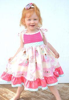 Summer dress boutique 4t