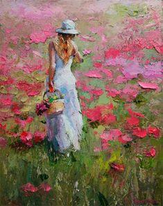 Um dia sentirei saudades das manhãs coloridas e da brisa suave. Sentirei falta das flores que enfeitavam meu quarto. Da chuv...