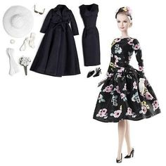 Mattel Grace Kelly The Romance Silkstone Barbie Giftset - Mattel T7944 by Mattel Inc., http://www.amazon.com/dp/B004WLXQKO/ref=cm_sw_r_pi_dp_KuCusb1ZWCE87