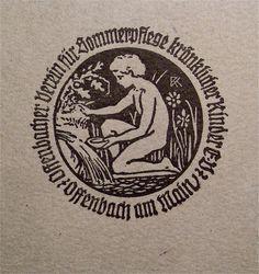 Ex Libris de Rudolf Koch