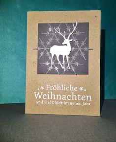 Christmas Card  Weihnachtskarte