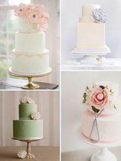 Свадебные торты 2014 #wedding #cake #sweets #weddingcake