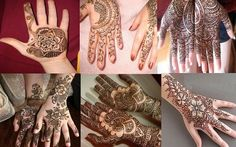 Mehndi is most popular thing among the Indian and Pakistani females. It is common practice of sub-continent's girls to apply Mehndi on their hands and feet.