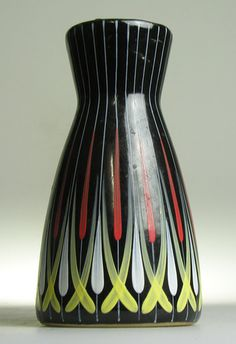 West German Pottery Mid Century