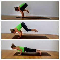 how to do tripod headstand into crow pose  pose yoga and