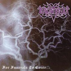 """L'album dei #Katatonia intitolato """"For funerals to come""""."""