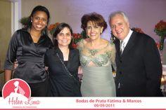 Bodas de Prata - Helen Lima