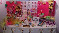 especial comuniones, bodas, con tonos rosados