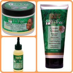 Three products from Parnevu that should be in heavy rotation if you have coarse, dry, and/or frizzy hair.