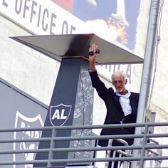 Oakland Raiders newest Hall of Famer, P Ray Guy