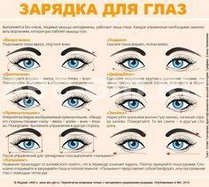 Сохраните свое зрение! Не пожалейте 10 минут в день! Чтобы не жаловаться в будущем на свое здоровье