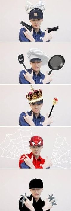 This is the best thing of Sehun I've ever seen