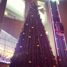 Christmas tree Europe Moscow
