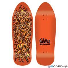 Skateboard Old School Jason Jessee sun god Comprare online Skateboard Carver Longboard