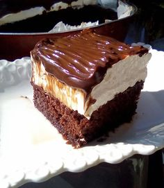 Υπέροχη Πάστα Ταψιού Greek Sweets, Greek Desserts, Cookbook Recipes, Cooking Recipes, Cookie Pie, Cream Cake, Finger Foods, Sweet Recipes, Food And Drink