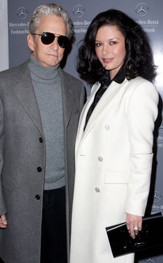Twinsies from Catherine Zeta-Jones & Michael Douglas: Romance Rewind | E! Online