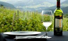 Un vino impresionante, txakolí del productor de hermeneus Astobiza. Descubre sus ofertas en hermeneus.es