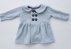 Best Baby Dress Coat From Delia Creates The best Easy to Follow patterns