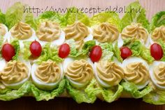 Amazing Food Decoration, Finger Foods, Healthy Recipes, Healthy Food, Sushi, Bacon, Sandwiches, Favorite Recipes, Pasta