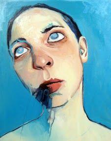 Paintings by Edel Cox