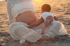 This is motherhood. [Photo by Yuna Leonard Photography.]