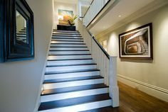 Stair - traditional - staircase - san francisco - Gast Architects