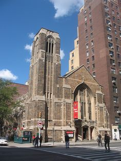 Church of the Village, Greenwich Village, NYC