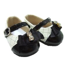Bling Mary Janes
