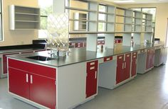 high school science classroom design - Google Search